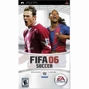(PSP) FIFA Soccer 06 (輸入版)(管理:391651)|collectionmall