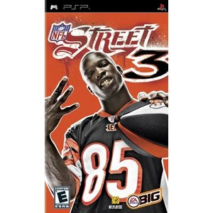 (PSP) NFL Street 3 (輸入版)(管理:391334)|collectionmall