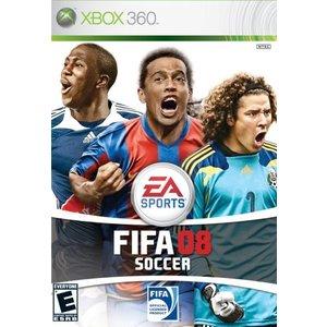 (XBOX360) Fifa 08 / Game(管理:111990)|collectionmall