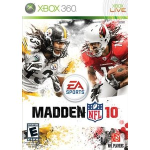 (XBOX360) MADDEN NFL 10(輸入版:北米・アジア)(管理:112002)|collectionmall