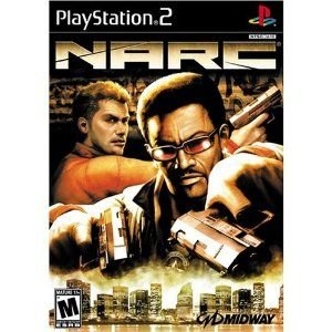 Narc / Game(PlayStation2) (管理:tsu-ys-0020)|collectionmall