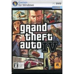 (PCゲーム)箱状態難)グランド・セフト・オート IV PC版(完全日本語版)(価格改定)|collectionmall