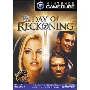 (GC) WWE DAY OF RECKONING (デイ・オブ・レコニング) (管理:20247)|collectionmall