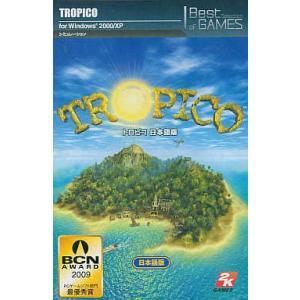 (PCゲーム)2K/XP C)トロピコ(日本語版)|collectionmall