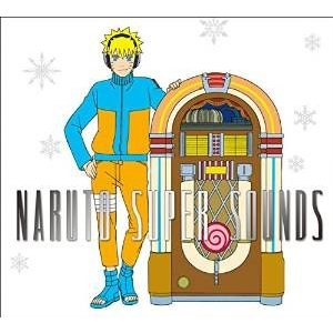 (CD)NARUTO SUPER SOUNDS(DVD付)(管理:529892) collectionmall