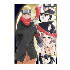 THE LAST -NARUTO THE MOVIE- (DVD) (管理:220633)|collectionmall