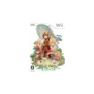 (Wii) ルーンファクトリー フロンティア (管理:380245)|collectionmall