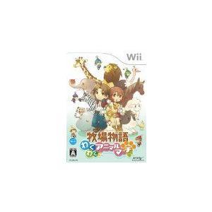 (Wii) 牧場物語 わくわくアニマルマーチ(特典無し)  (管理:380228)|collectionmall