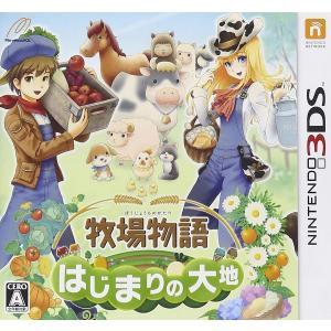 (3DS) 牧場物語 はじまりの大地 (管理:410111)|collectionmall