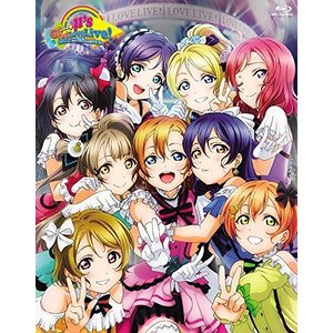 ラブライブ!μ's Go→Go! LoveLive! 2015〜Dream Sensation!〜 Blu-ray Memorial BOX / μ's 【管理:257133】|collectionmall