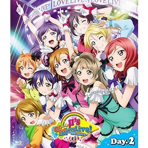ラブライブ!μ's Go→Go! LoveLive! 2015〜Dream Sensation!〜 Blu-ray Day2 / μ's 【管理:257135】|collectionmall