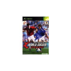 (XBOX) 実況ワールドサッカー2002 (管理:22048)|collectionmall