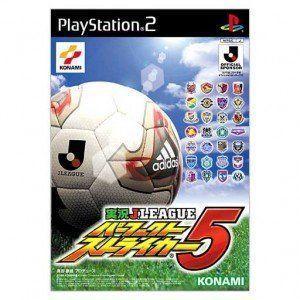 (PS2) 実況Jリーグパーフェクトストライカー5(管理:40648)|collectionmall