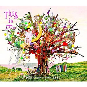 (CD)THIS IS ME 〜絢香 10th annive...