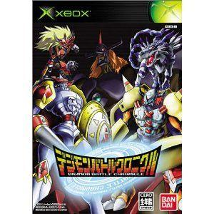 (XBOX) デジモンバトルクロニクル (管理:22197) collectionmall