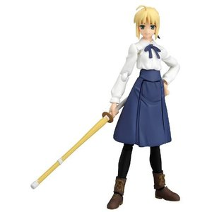 figma Fate/stay night セイバー 私服ver.(管理:442161)|collectionmall