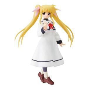 figma 魔法少女リリカルなのはA's フェイト・テスタロッサ 制服ver.(管理:442175)|collectionmall