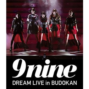 9nine DREAM LIVE in BUDOKAN [Blu-ray] /  (管理:256197)|collectionmall
