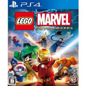 (PS4) LEGO (レゴ) マーベル スーパー・ヒーローズ ザ・ゲーム (管理:405078)|collectionmall