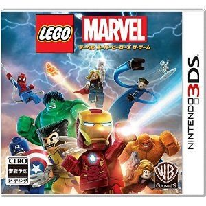 (3DS) LEGO(レゴ) マーベル スーパー・ヒーローズ ザ・ゲーム (管理:410470)|collectionmall