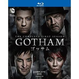 GOTHAM/ゴッサム 〈ファースト・シーズン〉 コンプリート・ボックス [Blu-ray] / 【管理:256999】|collectionmall
