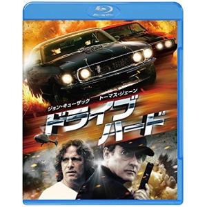 ドライブ・ハード ブルーレイ&DVDセット(初回限定生産/2枚組) [Blu-ray] 【管理:256783】|collectionmall