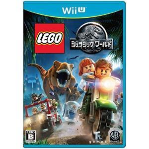 (Wii U) LEGO(レゴ) ジュラシック・ワールド(管理:381104)