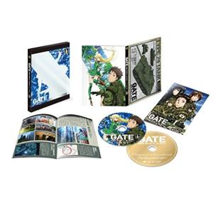 「GATE 自衛隊 彼の地にて、斯く戦えり」 Vol.1 接触編I 初回生産限定版 (Blu-ray+CD) /  (管理:257141)|collectionmall