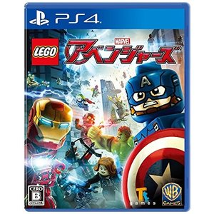(PS4) LEGO(R)マーベル アベンジャーズ (管理:405284)|collectionmall