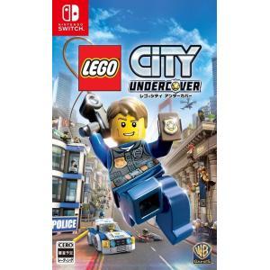(Switch) レゴ シティ アンダーカバー (管理:381516)|collectionmall