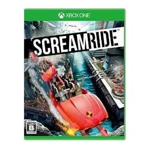 (XBOX ONE) ScreamRide(スクリームライド) (管理:430082)|collectionmall