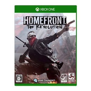 (XBOX ONE) HOMEFRONT the Revolution (管理:430143)|collectionmall