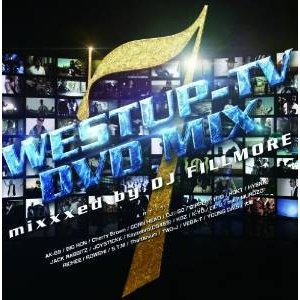 (CD)Westup-TV DVD-MIX 07 Mixxxed by DJ FILLMORE(DVD付)(管理:529428)|collectionmall