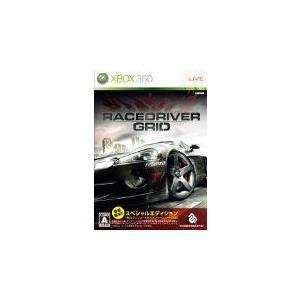(XBOX360) レースドライバーグリッド (スペシャルエディション) (管理:111290)|collectionmall