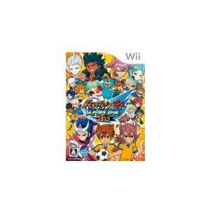 (Wii) イナズマイレブンGO ストライカーズ 2013 (管理:380585)|collectionmall