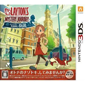 (3DS) レイトン ミステリージャーニー カトリーエイルと大富豪の陰謀 (管理:410747) collectionmall