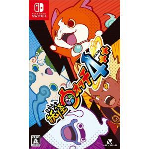 (Switch)妖怪ウォッチ4++ Nintendo Switch版(管理:382005)