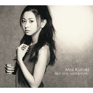 (CD)MAI KURAKI BEST 151A -LOVE & HOPE-  初回限定盤A) CD+DVD Limited Edition / 倉木麻衣 (管理:529827) collectionmall