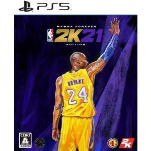 PS5『NBA 2K21』