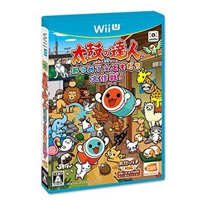 (Wii U) 太鼓の達人 あつめてともだち大作戦! (管理:381111)|collectionmall