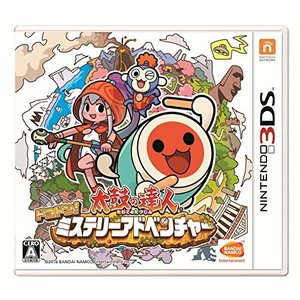 (3DS) 太鼓の達人 ドコドン! ミステリーアドベンチャー (管理:410642)|collectionmall