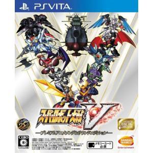 (PS VITA) スーパーロボット大戦V ープレミアムアニメソング&サウンドエディションー...
