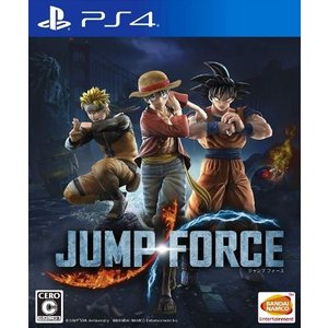 (PS4) JUMP FORCE   (管理番号:406177) collectionmall