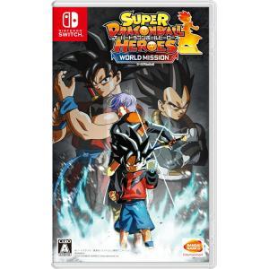 (Switch) スーパードラゴンボールヒーローズ ワールドミッション (管理番号:381818) collectionmall