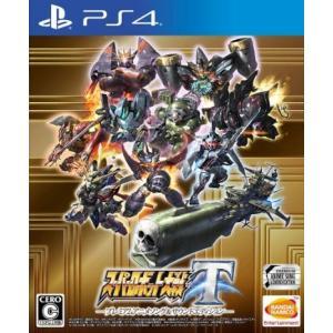(PS4) スーパーロボット大戦T プレミアムアニメソング&サウンドエディション  (管理番号:40...