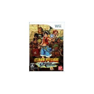 (Wii) ワンピース アンリミテッドアドベンチャー (管理:380044)|collectionmall
