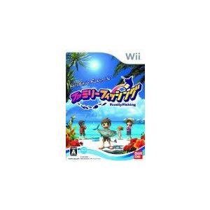 (Wii) ファミリーフィッシング (ソフト単品版)  (管理:380534)|collectionmall