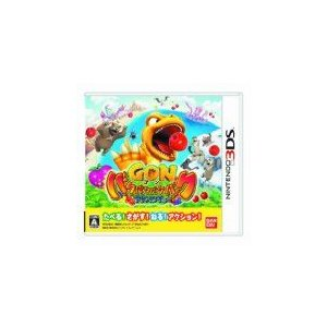 (3DS) ゴン バクバクバクバクアドベンチャー ※ソフトのみ (管理:410146)|collectionmall