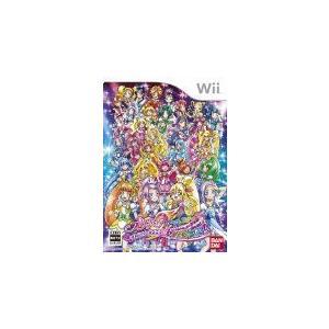 (Wii) プリキュア オールスターズ ぜんいんしゅうごうレッツダンス!  (管理:380586)|collectionmall