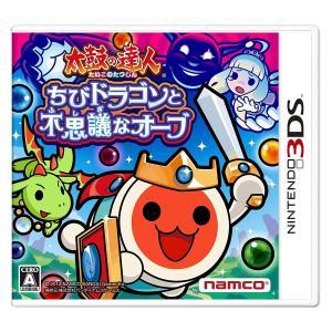 (3DS) 太鼓の達人 ちびドラゴンと不思議なオーブ  (バチペンなし) (管理:410153) collectionmall